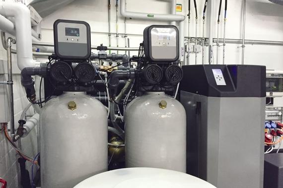 Feedwater preparation